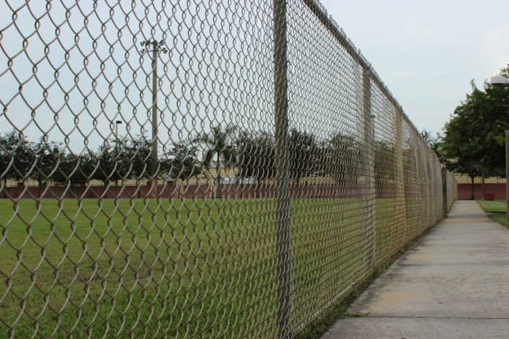 commercial fencing Jacksonville fl